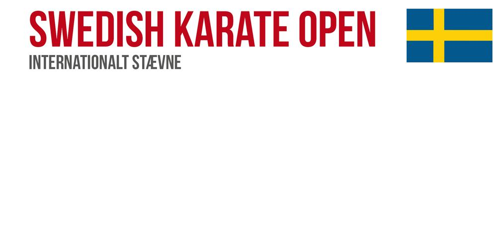 Swedish Karate Open- Internationalt stævne
